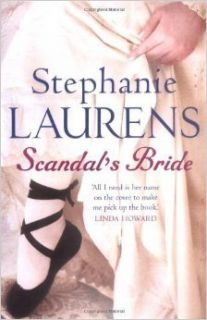 Scandal's Bride: Number 3 in series (Bar Cynster) by Laurens, Stephanie New Edition (2007): Books
