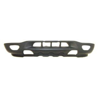 OE Replacement Ford Expedition/F 150 Front Bumper Valance (Partslink Number FO1095181): Automotive