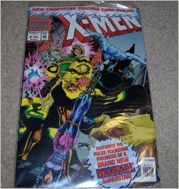 Marvel Comics 64 Page Annual X Men Comic Book (Issue Number 2) Marvel Comics Books