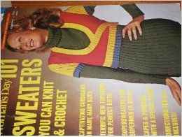 Woman's Day 101 Sweaters You Can Knit & Crochet Number 6: ellene saunders: Books