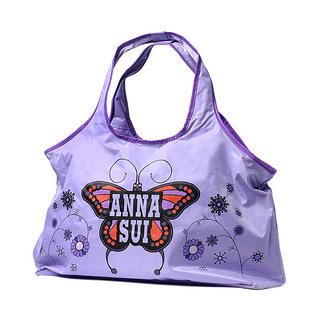 Butterfly Recycle Bag, 1 item   Anna Sui