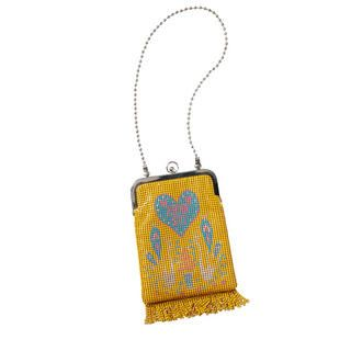 Yellow Flight of Fancy Bag, 1 pc   Anna Sui
