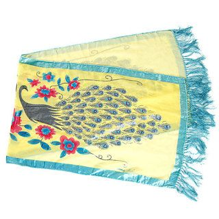 Flight of Fancy Scarf, 1 item   Anna Sui