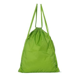 Panda Eco Gym Sack (L), Green , L   Morn Creations