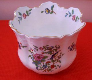 Aynsley Pembroke Fine Bone China Cache Pot : Tureens : Everything Else