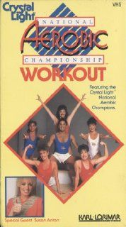 Crystal Light National Aerobic Championship Workout: Low Impact Aerobics: michelle Lemay, David Gray, Alison Lowe, Kassie Fenske, Susan Anton: Movies & TV