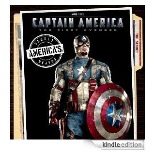 Captain America America's Secret Weapon (Captain America The First Avenger) eBook Elizabeth Rudnick, Disney Book Group Kindle Store