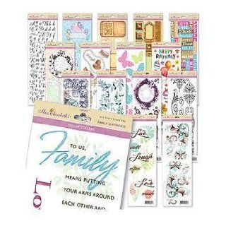 Stickers Miss Elizabeth's Stickers (Pack Of 192) Pack Of 192 Pcs: Home Improvement
