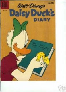 Daisy Duck's Diary Dec. 1960 Number 1150: Walt Disney: Books