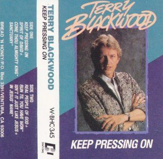 Keep Holding On   Terry Blackwood & Kaye Blackwood DeWitt   Cassette Tape : Other Products : Everything Else