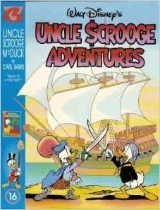 Walt Disney's Uncle Scrooge Adventures in Color (Uncle Scrooge McDuck) (Number 16): Carl Barks: Books