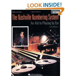 The ONE PAGE Nashville Number System/Fretboard Chart/Music Theory Guide: Ducks Deluxe: Books