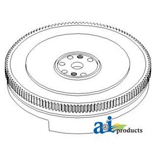 A & I Products Flywheel w/ Ring Gear Replacement for John Deere Part Number R: Industrial & Scientific