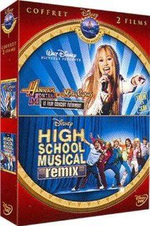 Hannah Montana et Miley Cyrus   Le film concert �v�nement + High School Musical (Remix): Movies & TV