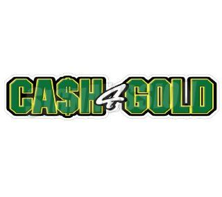 "45"" CASH FOR GOLD Window Decal jewelry store sign signs   Business And Store Signs"