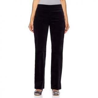 Joan Boyce Women's Velveteen Pants with Flared Leg