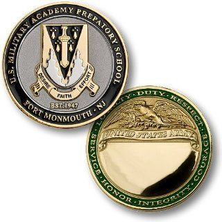 USMAPS Fort Monmouth NJ Engravable Challenge Coin