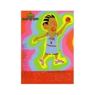 1999 00 Upper Deck MVP Draw Your Own Trading Card #W20 Allen Iverson: Sports Collectibles