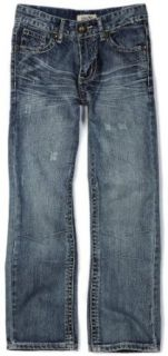 Antique Rivet Boys 8 20 Daquan Pant, Adelphi Tinted, 14: Clothing