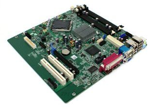 Genuine DELL Intel Q43 Express Chipset w/ICH10D LGA775 Socket Motherboard For the Optiplex 760 Mini Tower System Part Numbers: M858N, G214D: Everything Else