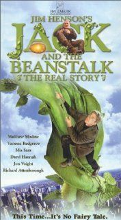 Jack and the Beanstalk   The Real Story [VHS]: Richard Attenborough, Bill Barretta, Nicholas Beveney, Honor Blackman, Roger Blake, Jim Carter, Mel Cobb, James Corden, JJ Feild, Peter Guinness, Daryl Hannah, Jonathan Hyde, Anton Lesser, Julia McKenzie, Matt