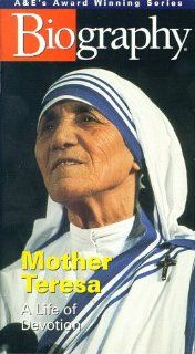 Biography   Mother Teresa:  A Life of Devotion [VHS]: Jack Perkins, Peter Graves, Harry Smith, Bill Mumy, Dave Hoffman, Roddy McDowall, David Wild, Matt Roush, Dolly Parton, Shirley Jones, Robert Thompson, Gary T. Carlin, Agnes Nixon: Movies & TV