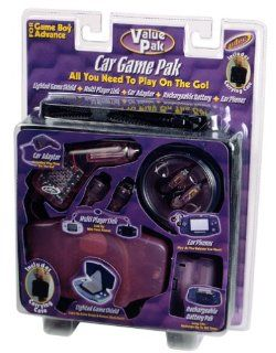 Car Game Pak (Fuchsia)   Game Boy Advance: Video Games