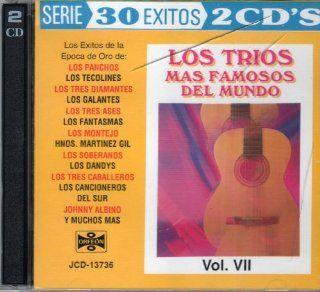 Los Trios Mas Famosos Del Mundo Vol VII Music