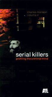 Serial Killers, Profiling the Criminal Mind, Vol. 04: Charles Manson [VHS]: Profiling the Criminal Mind Serial Killers, David Berkowitz, Lee Brown, Jeffrey Dahmer, Park Dietz, John Douglas, John Wayne Gacy, Robert Hansen, Roy Hazelwood, Charles Manson, Ric