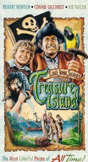 Long John Silver's Return to Treasure Island [VHS]: Robert Newton, Connie Gilchrist, Lloyd Berrell, Grant Taylor, Rod Taylor, Harvey Adams, Muriel Steinbeck, Henry Gilbert, John Brunskill, Eric Reiman, Harry Hambleton, Syd Chambers, Carl E. Guthrie, By