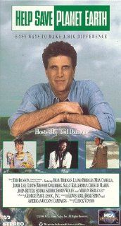 Help Save Planet Earth [VHS]: Ted Danson, John Ritter, Jamie Lee Curtis, Milton Berle, Beau Bridges, Lloyd Bridges, Max Casella, Whoopi Goldberg, Tipper Gore, Sally Kellerman, Cheech Marin, Rue McClanahan, Deke Simon, Lewis Abel: Movies & TV