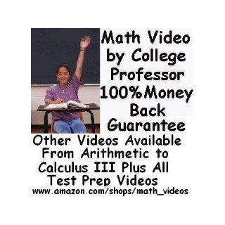 Geometry DVDs By College Math Professor Over 32 Hours Http//www./shops/math_videos Software