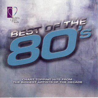 Best of the 80's   Presented by Kohl's Cares for Kids (Huey Lewis, Blondie, Paula Abdul, Tina Turner, Robert Palmer, Sheena Easton, John Waite, Billy Idol, Cutting Crew, Culture Club, more): Music