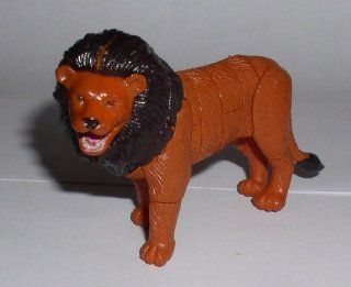 Miniature 4D Lion Puzzle   28 Piece : Everything Else