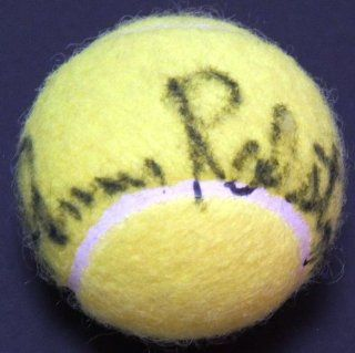 Dennis Ralston Autographed Penn Tennis Ball   Hall of Famer: Sports Collectibles