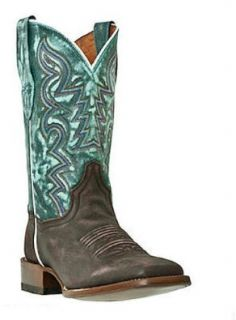 Dan Post Scottsdale Western Leather DP2906 Womens Sanded Copper: Shoes