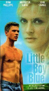 Little Boy Blue [VHS]: Ryan Phillippe, Nastassja Kinski, John Savage, Shirley Knight, Tyrin Turner, Jenny Lewis, Brent Jennings, John Doman, Devon Michael, Adam Burke, Kaitlin Hopkins, Dennis Letts, Ron Hagen, Antonio Tibaldi, Amedeo Ursini, Ginger Sledge,
