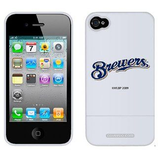 Milwaukee Brewers Iphone� And Ipod Touch� Classic Logo Protective Case Ipod Touch 4Gen: Sports & Outdoors