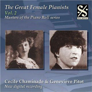 Great Female Pianists 2: Masters Piano Roll: Music