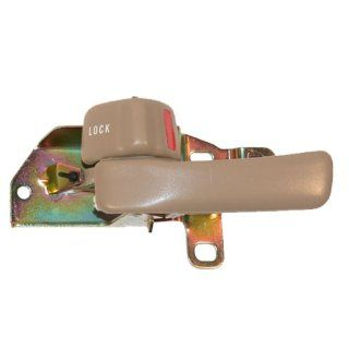 1992 1996 Toyota Camry Beige Tan Front or Rear Inside Inner Interior Door Handle Left Driver Side (1992 92 1993 93 1994 94 1995 95 1996 96): Automotive
