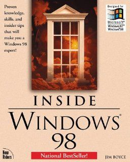 Inside Windows 98: Jim Boyce, Kyle Bryant: 0752064578819: Books