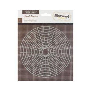 Bulk Buy: Studio Calico Mister Huey's Masks 4'X6' Circle Graph (3 Pack): Home & Kitchen