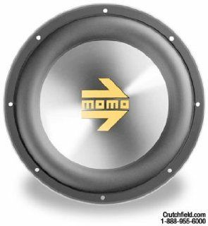 "Polk Audio MOMO MM104   Car subwoofer driver   500 Watt   10"" Electronics"