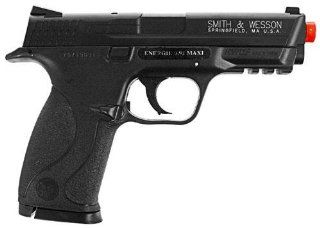 Smith & Wesson Spring M&P 40 airsoft gun: Sports & Outdoors