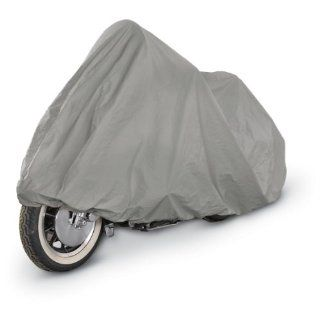"SUPERIOR 4 LAYER MATERIAL WEATHERPROOF MOTORCYCLE BIKE COVER COVERS : FITS UP TO LENGTH 107""   ALL CRUISER BIKES, CUSTOM BIKES, METRIC AND LARGE TOURING BIKES   HARLEY DAVIDSON, YAMAHA, HONDA, SUZUKI, KAWASAKI, DUCATI, BMW, APRILIA, TRIUMPH, BUELL, MO"