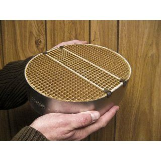 "Ceramic Honeycomb Catalytic Combustor (CC 100 / 1P346) for BLAZE KING wood stoves (models KEJ1100, KEJ1300, and Princess. Measures 7"" diameter by 2"" thick. PRIOR TO ORDERING CONSIDER THE STEELCAT (CS 100) UPGRADE   A worthwhile extra expenditure"