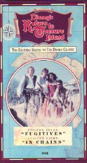 DISNEY'S RETURN TO TREASURE ISLAND: VOLUME 4  FUGITIVES/IN CHAINS (VHS TAPE 108 MIN): Everything Else