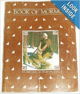 The Book of Mormon (Student Manual Religion 121 122): Joseph Smith: Books