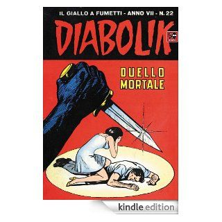 DIABOLIK (124): Duello mortale (Italian Edition) eBook: Angela: Kindle Store