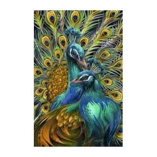 Cross Stitch Chart ''Peacocks'': Arts, Crafts & Sewing